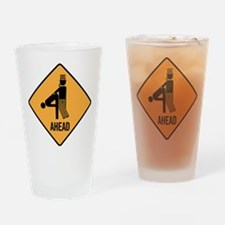 Getting Screwed Drinking Glass