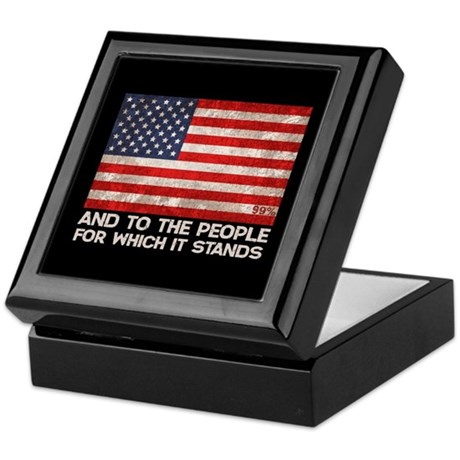 For Which It Stands Keepsake Box
