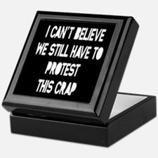 I Can't Believe Keepsake Box
