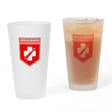 Juggernog Drinking Glass