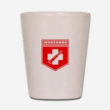 Juggernog Shot Glass