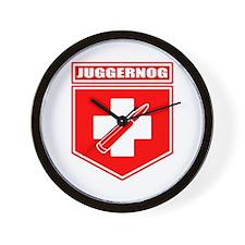 Juggernog Wall Clock