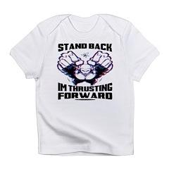 I SUPERHERO Infant T-Shirt