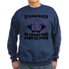 I SUPERHERO Sweatshirt (dark)