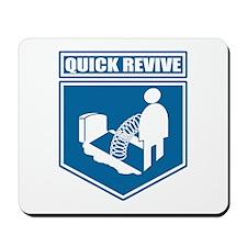 Quick Revive Mousepad