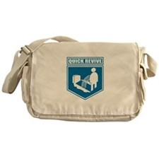 Quick Revive Messenger Bag