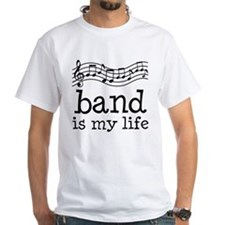 Band is My Life Music Gift Shirt