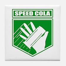 Speed Cola Tile Coaster