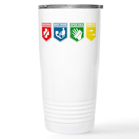 Zombie Perk Colas Stainless Steel Travel Mug