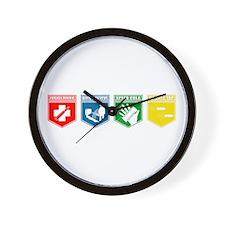 Zombie Perk Colas Wall Clock