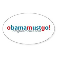 obama_must_go_long Decal