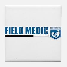 Black Ops Field Medic Tile Coaster