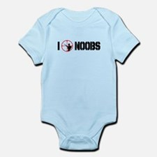 I Kill Noobs Infant Bodysuit