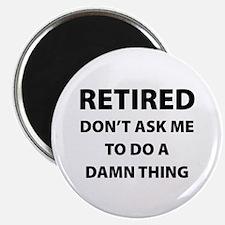 Retired Magnet