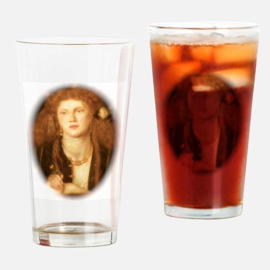 Rossetti Drinking Glass