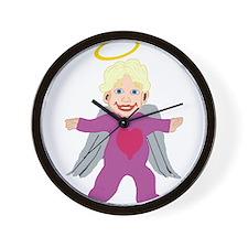Lil Angel Wall Clock