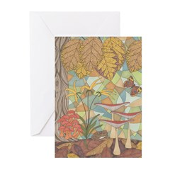 The Forest Floor Greeting Cards (Pk of 20)