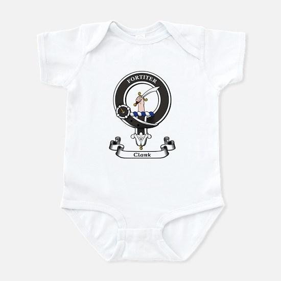 Badge-Clark Infant Bodysuit