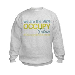 Occupy Falun Sweatshirt