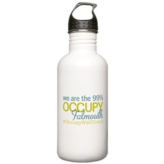 Occupy Falmouth Water Bottle