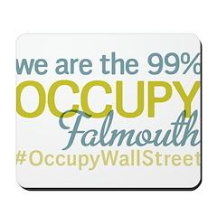 Occupy Falmouth Mousepad