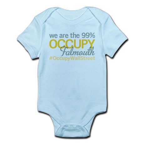Occupy Falmouth Infant Bodysuit