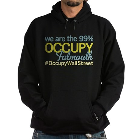 Occupy Falmouth Hoodie (dark)