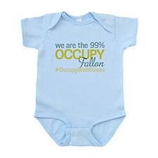 Occupy Fallon Infant Bodysuit