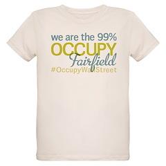 Occupy Fairfield Organic Kids T-Shirt