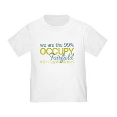 Occupy Fairfield Toddler T-Shirt