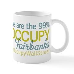 Occupy Fairbanks Mug
