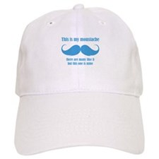 This is my moustache Baseball Cap