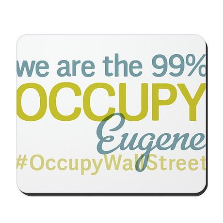 Occupy Eugene Mousepad