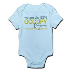 Occupy Eugene Infant Bodysuit