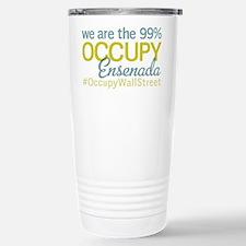 Occupy Ensenada Stainless Steel Travel Mug