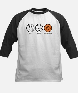 Eat Sleep Basketball Tee
