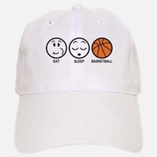 Eat Sleep Basketball Baseball Baseball Cap
