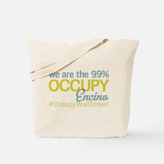 Occupy Encino Tote Bag