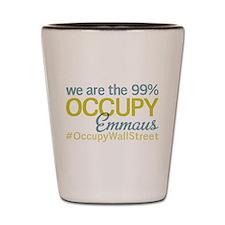 Occupy Emmaus Shot Glass