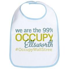 Occupy Ellsworth Bib