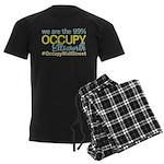 Occupy Ellsworth Men's Dark Pajamas
