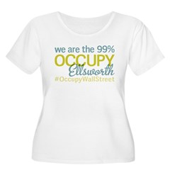 Occupy Ellsworth T-Shirt