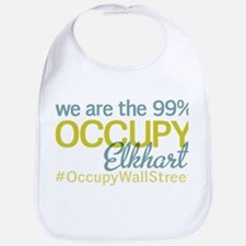 Occupy Elkhart Bib