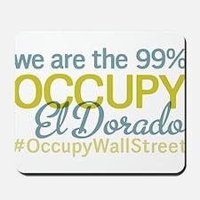 Occupy El Dorado Mousepad