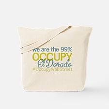 Occupy El Dorado Tote Bag