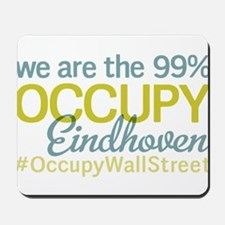 Occupy Eindhoven Mousepad