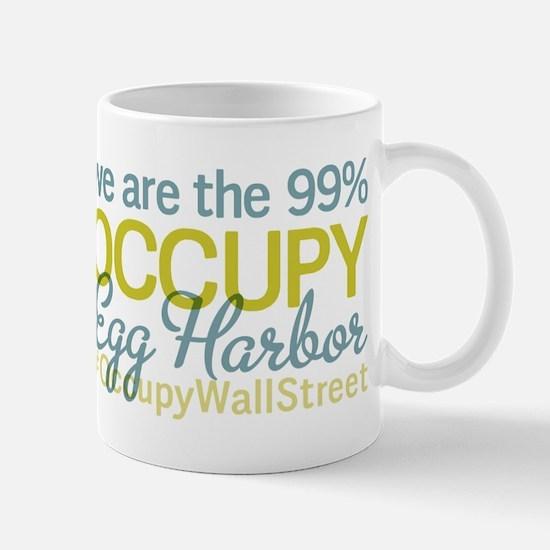 Occupy Egg Harbor Township Mug