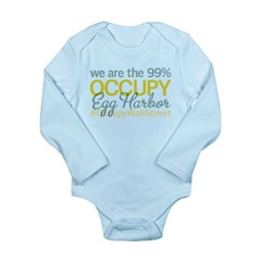 Occupy Egg Harbor Township Long Sleeve Infant Body