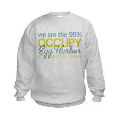 Occupy Egg Harbor Township Sweatshirt