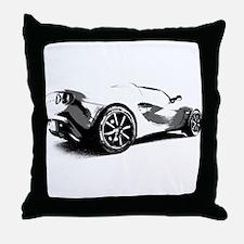 Elise Style Throw Pillow